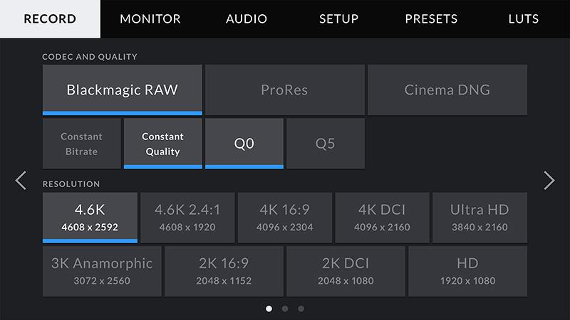 Pocket Cinema Camera 4k Gets Blackmagic Raw Update