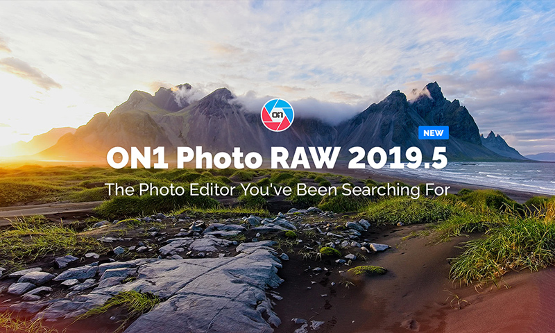 ON1 Photo RAW 2019 5 Update Available for Download