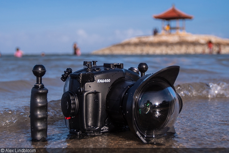 Wrecks, Reefs and Rays with the Sony a6400 in Fantasea