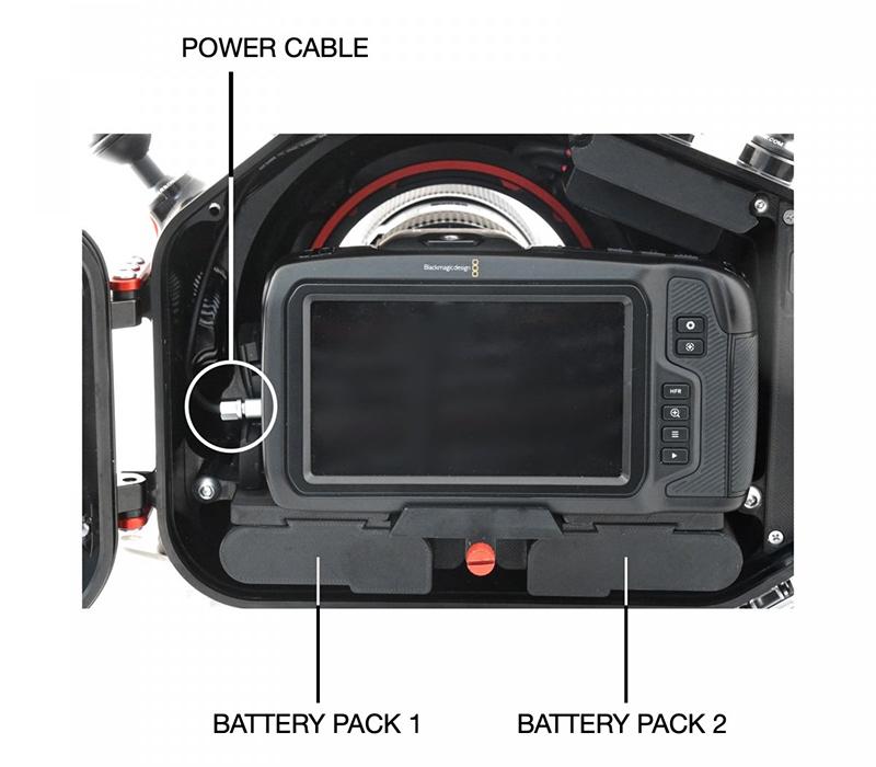 Easydive Introduces Leo3 Magic Housing For Blackmagic Pocket Cinema 6k