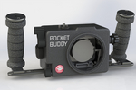Amphibico announces the Pocket Buddy Housing for Blackmagic Pocket Cinema Camera