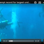 Eilat Red Sea Photo Competition Goes for World Record