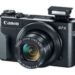 Canon Announces PowerShot G7 X Mark II