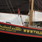 The Junk Liveaboard Now Diving Thailand's Phi Phi islands