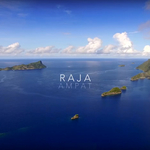 Watch: Raja Ampat's Aerial Landscapes and Underwater Treasures