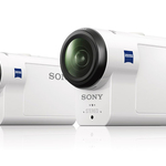 New Sony Action Cams Add Image Stabilization