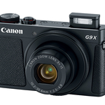 Canon Announces PowerShot G9 X Mark II