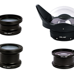 Fantasea and AOI Release Macro and Wide-Angle Wet Lenses