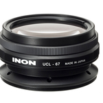 Inon Announces UCL-67 Underwater Close-up Lens