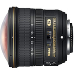 Nikon Announces 8–15mm Fisheye Zoom Lens for FX- and DX-Format DSLRs
