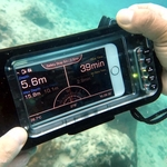 Weefine and Dive+ Launch New Color Correction App and Dive Computer-Integrated Smartphone Housing