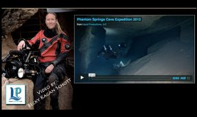 VIDEO: Becky Kagan Schott: The Phantom Cave Expedition