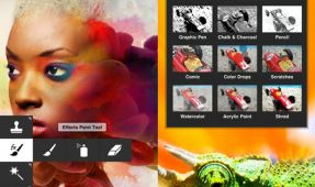 Photoshop Touch Now Available for iPhone and Android