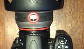 Nikonos Underwater Lenses Modified for DSLRs