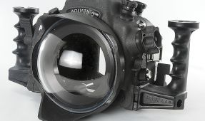 Aquatica Announces AD600 housing for the Nikon D600 camera