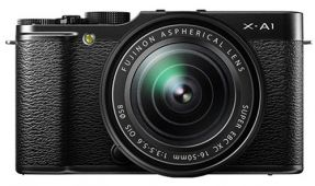 Rumor: Leaked Fuji X-A1 Mirrorless