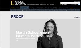 "National Geographic Launches ""Proof"" Blog"