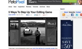 Five Ways to Improve Your Editing