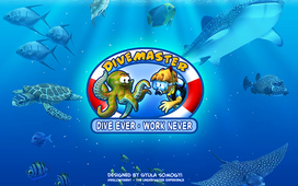Divemaster Scuba-Diving Game Released for Tablets
