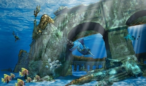 Dubai to Host World's Biggest Underwater Theme Park