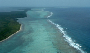 """Eyes in the Sky"" Deployed Around Belize Reefs"