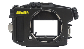 Sea & Sea Announces Housing for Sony a6000