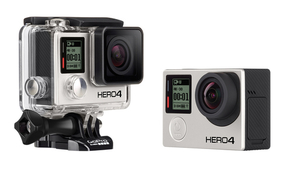 GoPro Announces New GoPro HERO4 Series