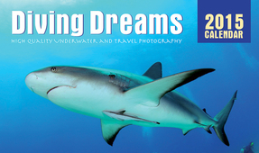 "New ""Diving Dreams"" 2015 Calendar Released"