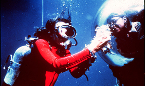 "Glamour Magazine Names Sylvia Earle ""Explorer of the Year"""