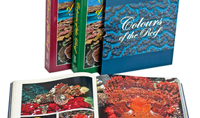 "Roger Steene's ""Colours of the Reef"" Now Available"