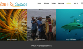 Wildlife Conservation Society Running Fiji Photo Contest