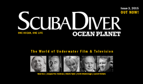 Scuba Diver Ocean Planet Issue 3 Out Now