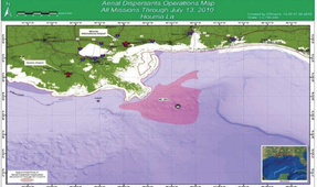 Chemical Used to Clean Up BP Oil Spill Dangerous