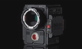 RED 8K Weapon Vista Vision Camera