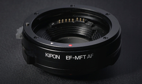 Kipon Unveils Canon EF to Micro Four Thirds Lens Adapter with AF