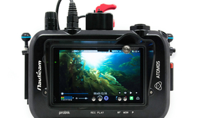 Nauticam Announces Housing for Atomos Shogun