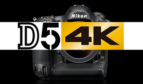 New 20MP Nikon D5 Rumored to Shoot 4K Video