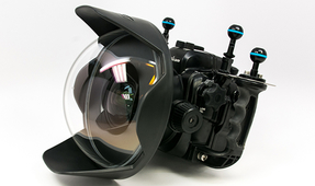Zen Underwater Dome Port Now Supports the New Canon 11–24mm Zoom