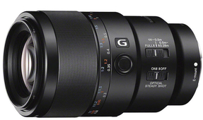 Sony's E-Mount 90mm Lens Available