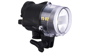 Sea & Sea Updates Strobe Line with YS-D2