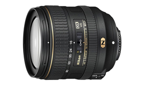 Nikon Launches 16–80mm Mid-Range Zoom Lens