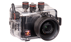 Ikelite Announces Sony RX100 IV Housing