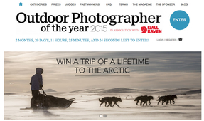 Now Open: Outdoor Photographer of the Year Contest
