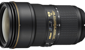 New Nikon 24–70mm Lens Delayed Until October