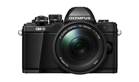 Olympus Announces the OM-D E-M10 Mark II