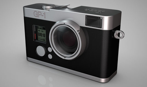 Exo- GP1 Housing Transforms GoPro Into Handheld Camera