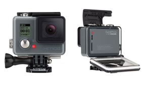 New GoPro Hero+ Adds Wi-Fi Capability