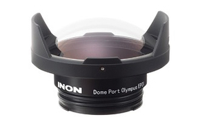 Inon Announces New Ports for Olympus 8mm Lens