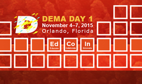 DEMA 2015 Coverage: Day 1