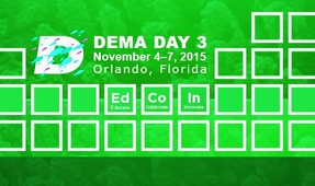DEMA 2015 Coverage: Day 3